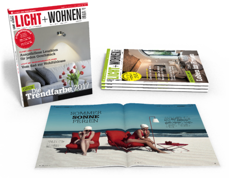 ppv medien gmbh | magazin licht + wohnen