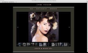 neuer webauftritt für cora feiler