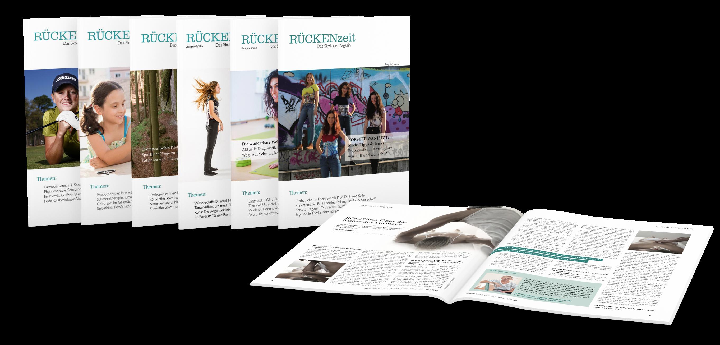 iris gabriel | magazin rückenzeit
