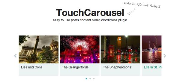 touchcarousel